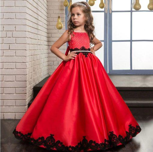 купить красивое детское платье