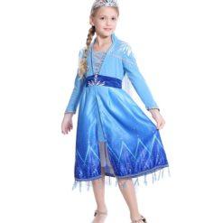 Платье холодное сердце 2 купить