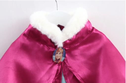 Платье Анны холодное сердце