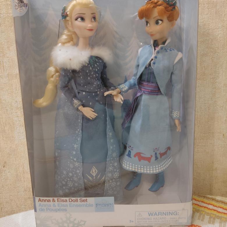 детские куклы холодное сердце