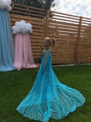 платье эльзы купить для девочки 5 лет