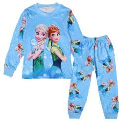 Пижама холодное сердце